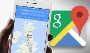 Google Maps New Features IOS iPhone Google Maps UK Release Date Price Add Multiple Stops in iOS app how to plan journey via some 695320 300x178 Essential Travel Apps 2018