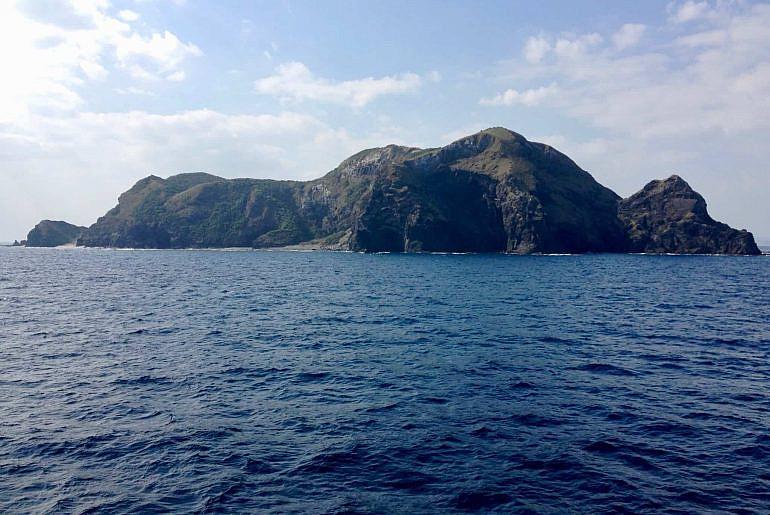 Japanese fishing village