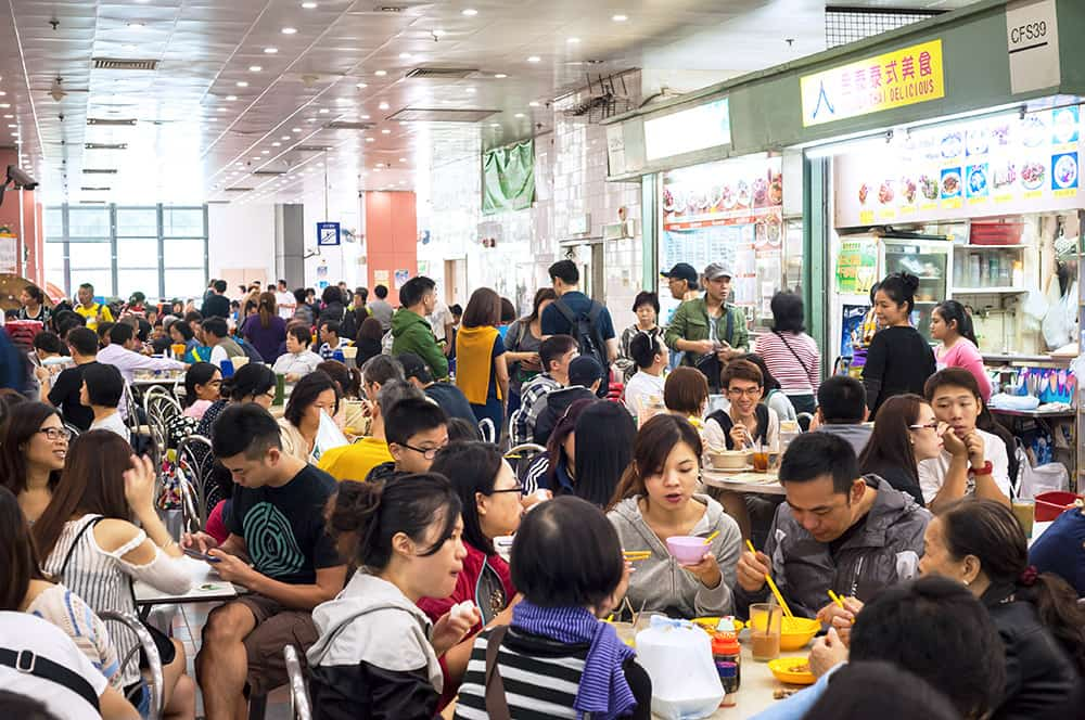 tai po cooked food centre hong kong The Best Local Food in Hong Kong