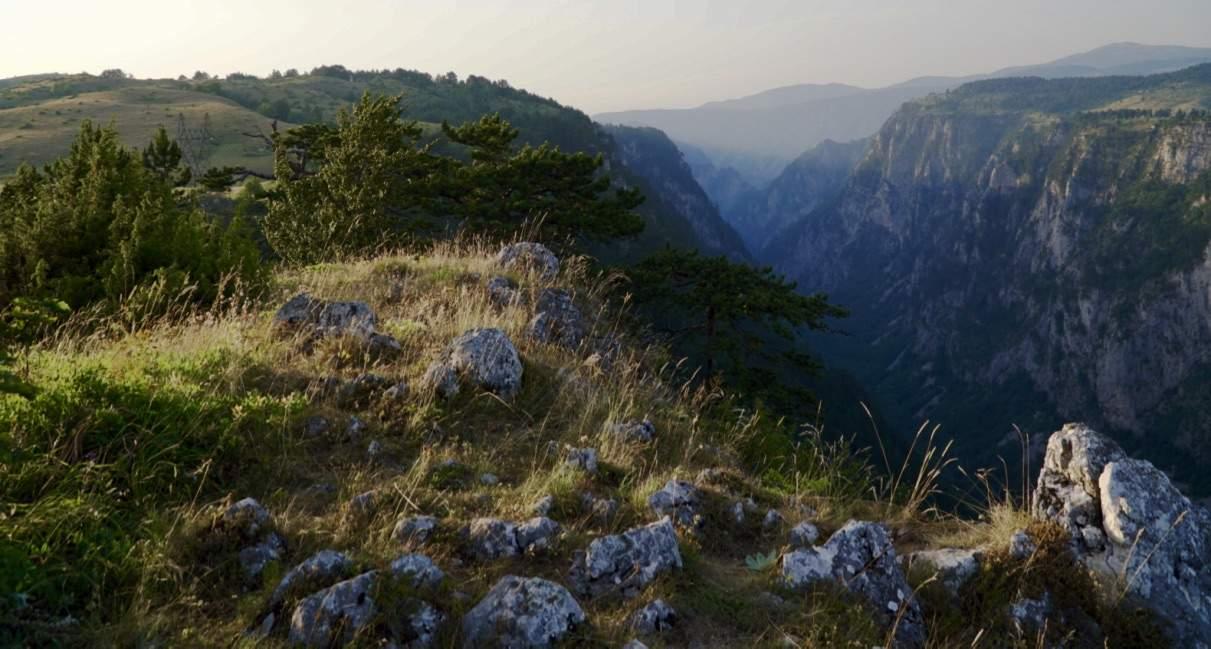 Susica Canyon Via Dinarica Trail Itinerary