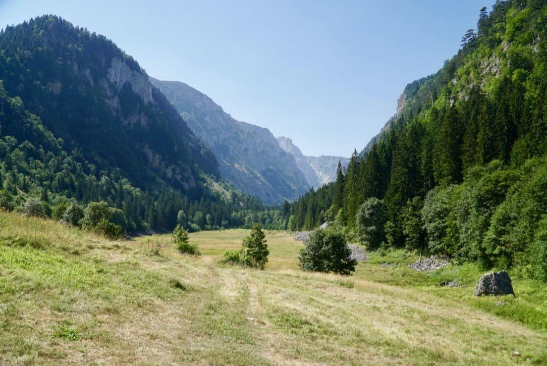 Durmitor National Park Via Dinarica Trail Itinerary