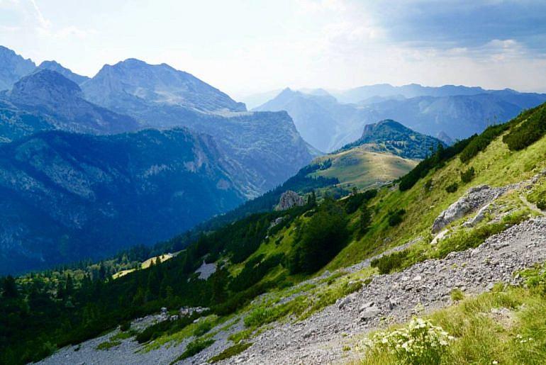 Via Dinarica Trail Mt. Maglic Sutjeska National Park