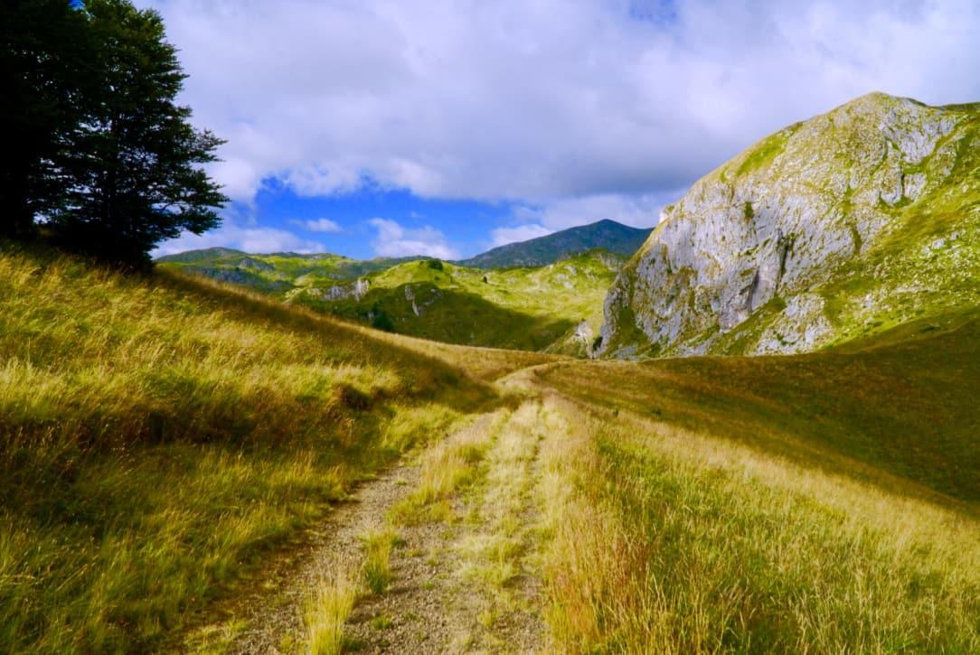Via Dinarica Trail Via Dinarica Trail Itinerary