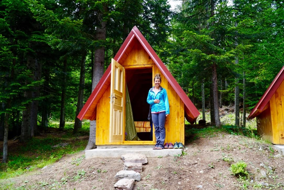 Guesthouse Zabojsko Jezero Via Dinarica Trail Itinerary