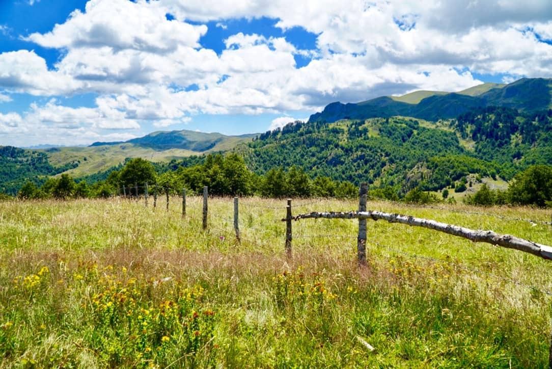 Mojkovac Via Dinarica Trail Itinerary