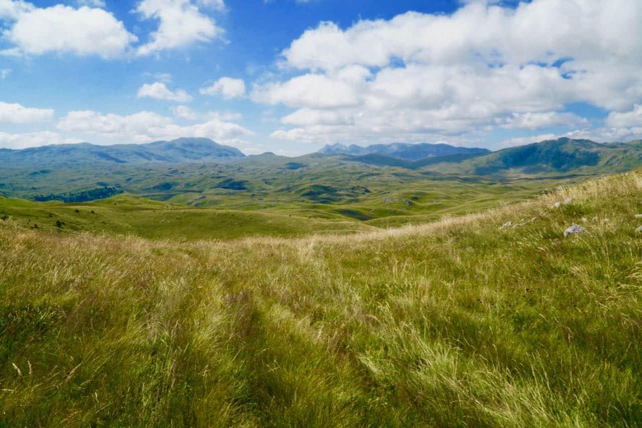 Via Dinarica Trail Hard to Follow Trail Via Dinarica Trail Guide