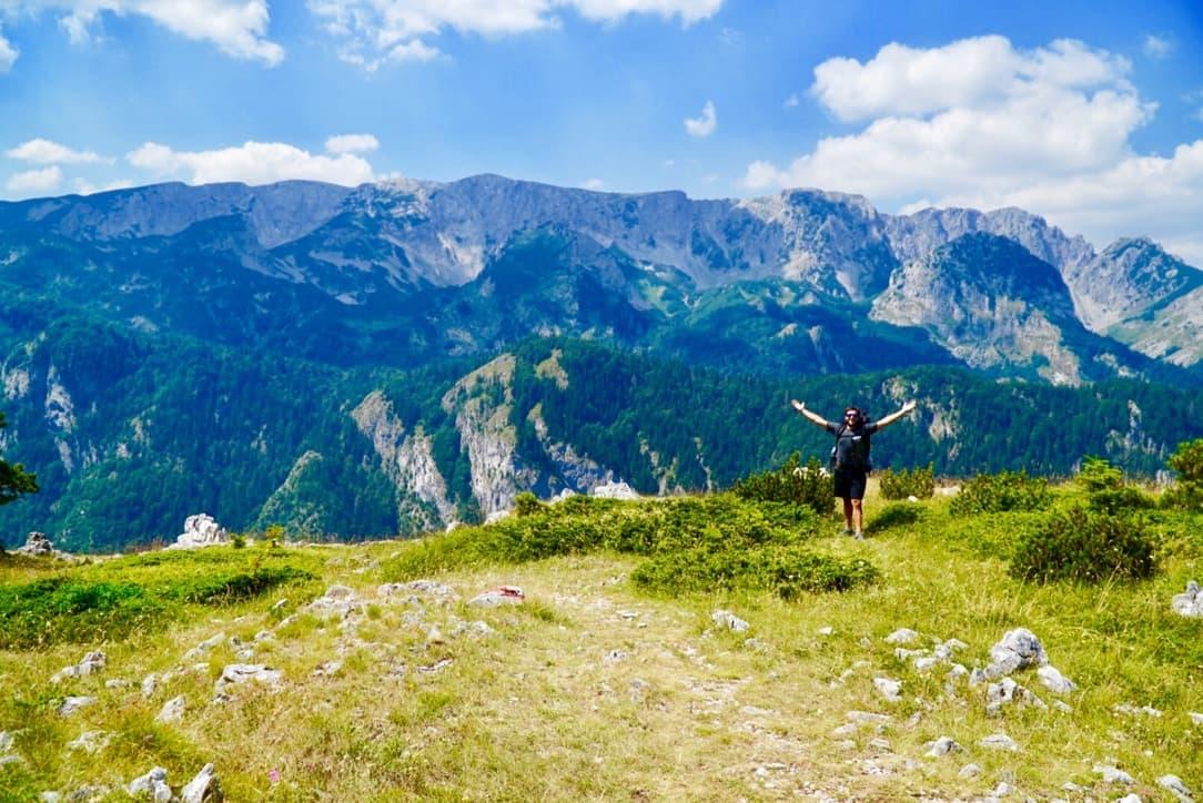 Via Dinarica Trail Sutjeska National Park Via Dinarica Trail Guide