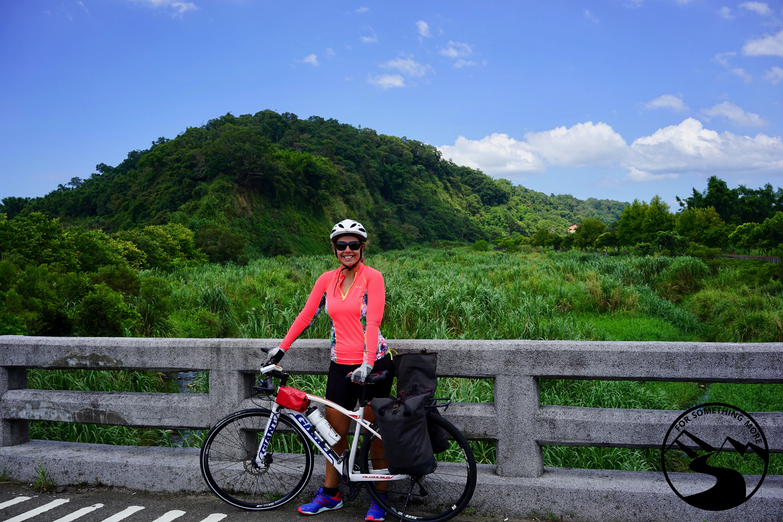 Cycling in Taiwan