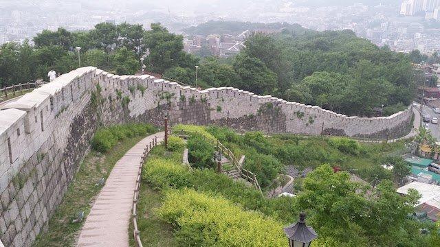 Naksan Park and Observation Deck