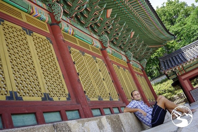 Changdeokgung Palace Two Days in Seoul South Korea