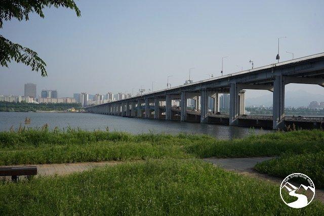 Walk Along the Han River Two Days in Seoul South Korea