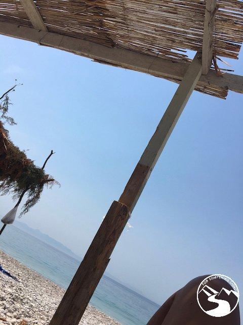 Borsh Beach is quite chill