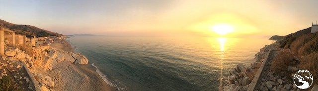 Plazhi i Lukovës beach