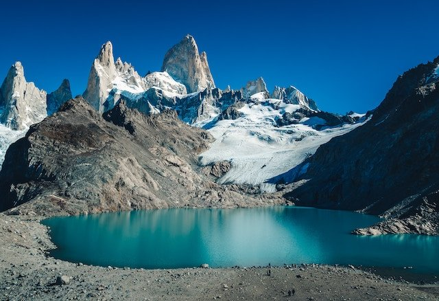 Fitz Roy in Patagonia Chile is one of the fastest growing travel destinations
