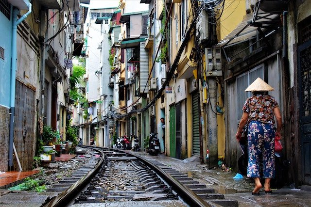 Hanoi, Vietnam is one of the fastest growing travel destinations