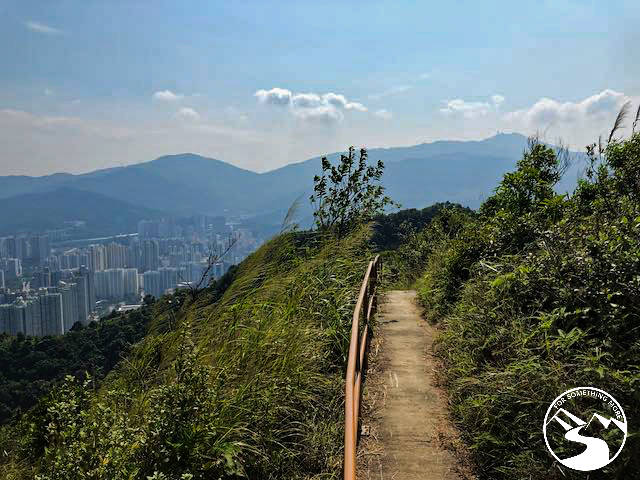 another view of Tai Mo Shan