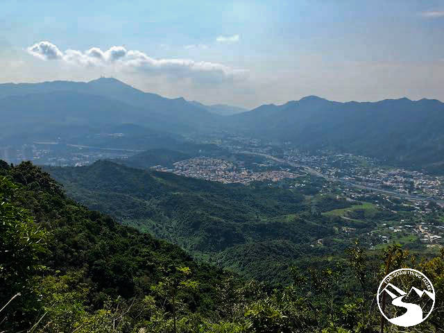 a view of the Lam Tsuen Valley