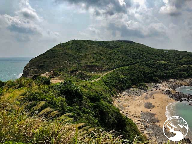 the souther end of Tung Lung Island
