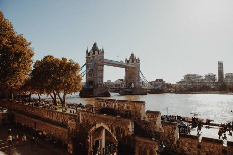 Tower Bridge on a 12 hour itinerary for London