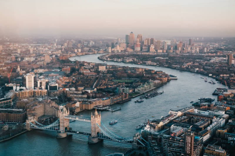 a 12 hour itinerary for London