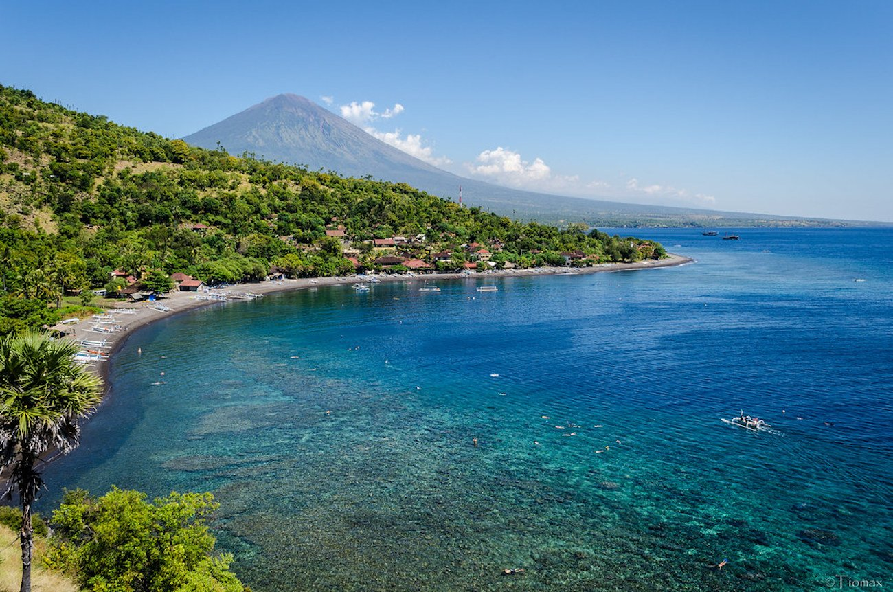 travel to Amed Bali