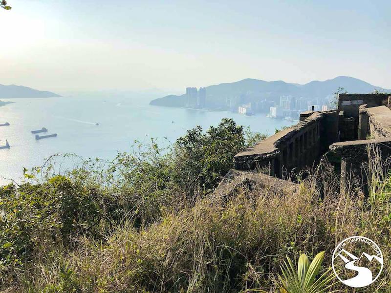 Devil's Peak summit views