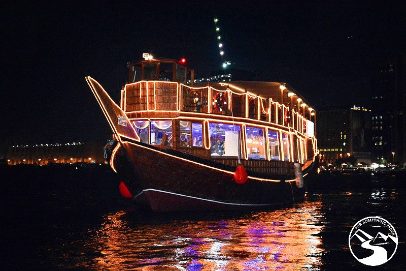 Dhow Cruise week in Dubai itinerary