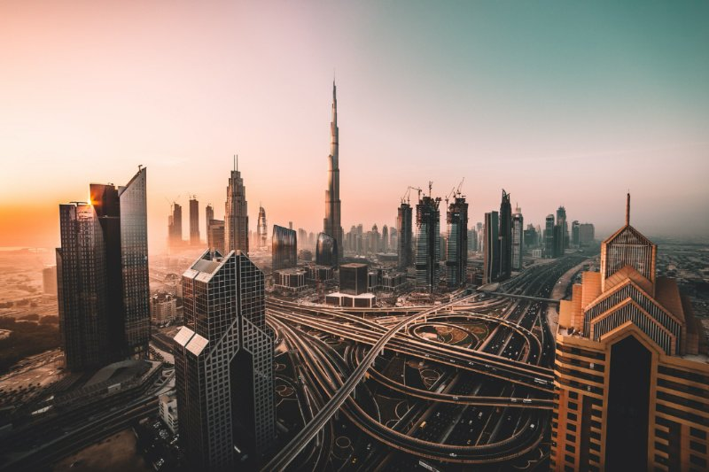 Dubai week in Dubai itinerary
