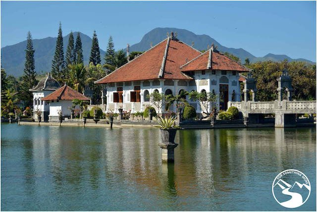 Ujung Water Palace in Amed Bali