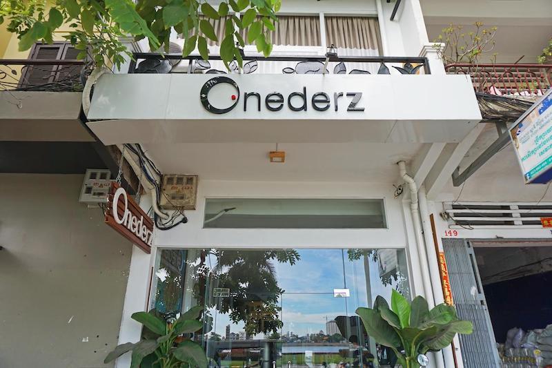 Onederz hostel in phnom penh
