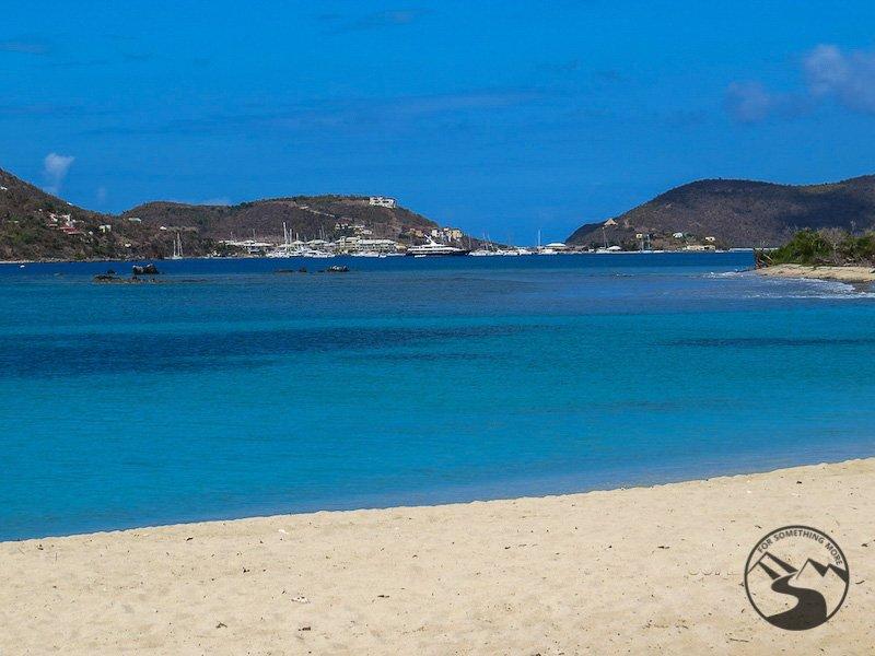 Tortola Beaches Long Bay Beach