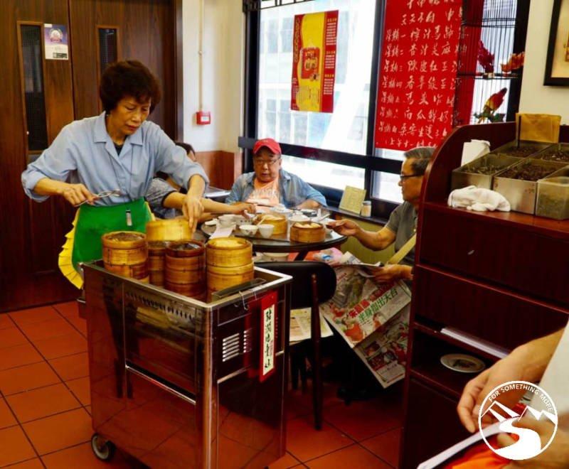 eat at lin heung dim sum on your Hong Kong holiday