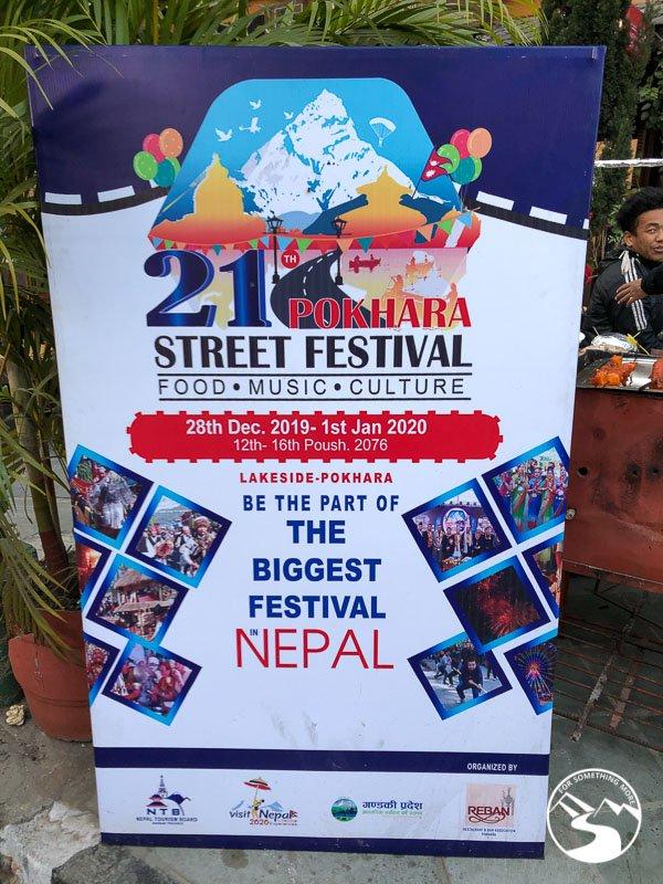 The Pokhara New Year's Street Festival