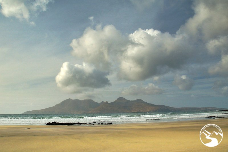 The Singing Sands are off the beaten path Scotland