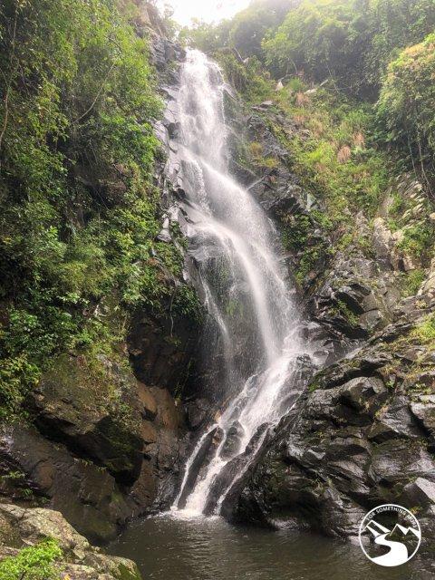 Chiu Keng Tam waterfall near Bride's Pool Waterfall