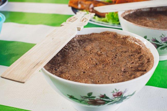 chocolate atole