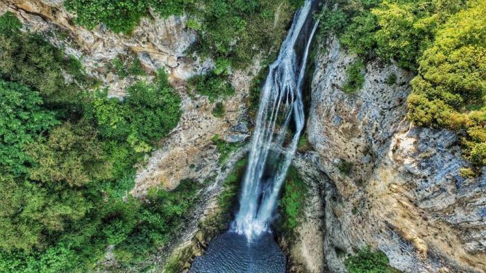 Bliha Waterfall in Sanski Most