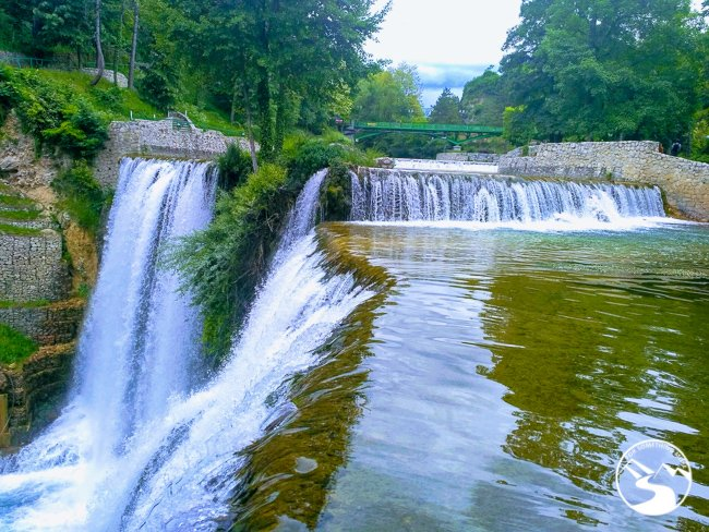 Pliva Waterfall is one of the Bosnia Waterfalls