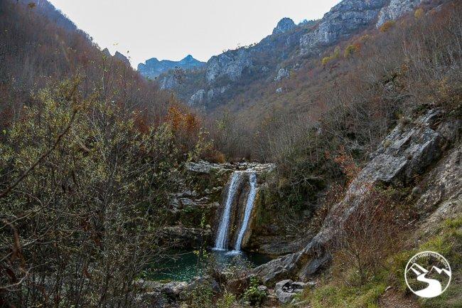 Crni Vir is one of the Bosnia Waterfalls