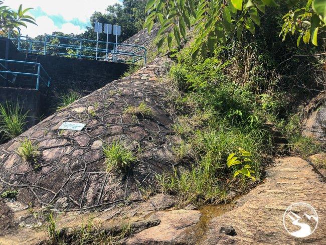 The Madai Stream Dam