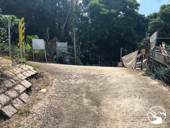 exit the village