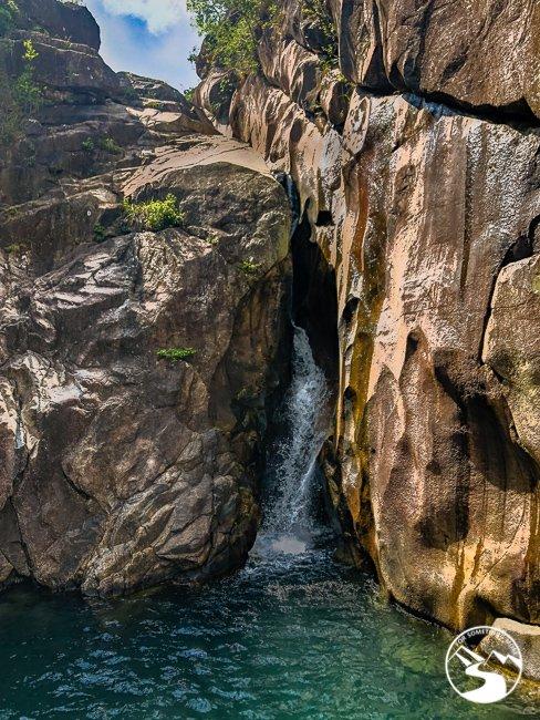 Tai Shui Hang Waterfall