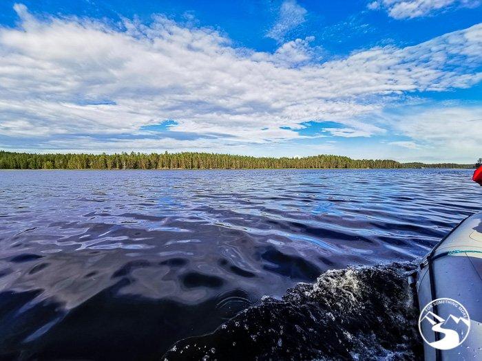 Lake Kitkajoki