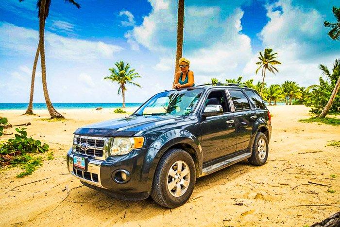 Dominican Republic road trip