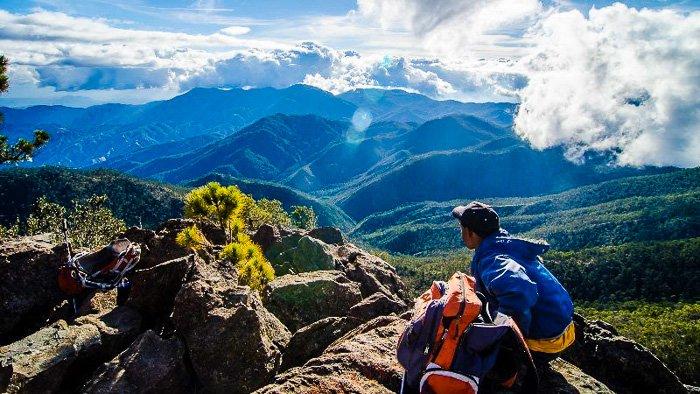 summit of Pico Duarte