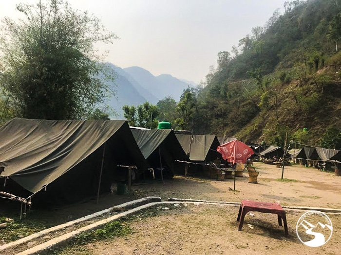 family camping in India should include Rishikesh