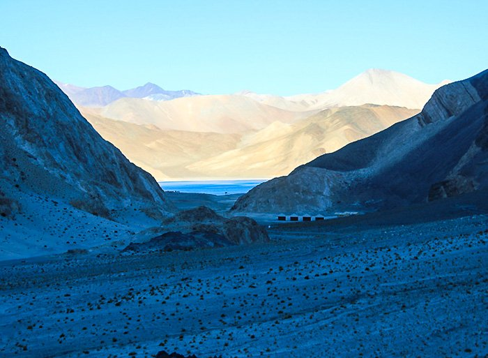 Ladakh is perfect for family camping in India