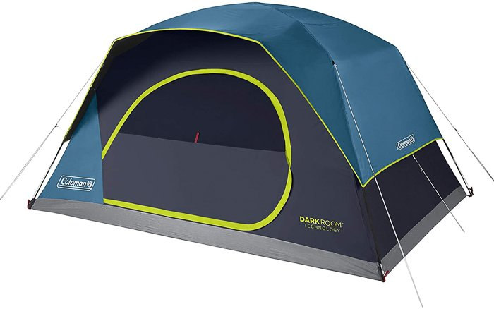 coleman makes a great family camping tents