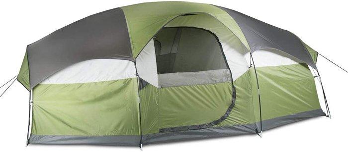 the Superrella Portable Family Tent
