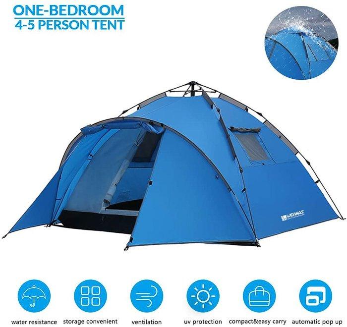Weanas 4-5 Person Pop Up Tent